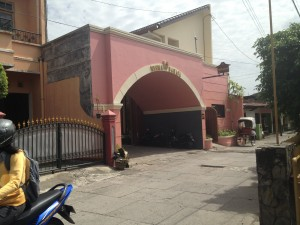 ジョグジャカルタのインドネシア語学校